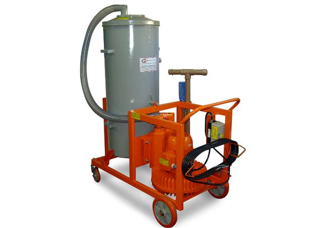 Aspirador Industrial de Pó Modelo CICLONE EH-200L GII OIL
