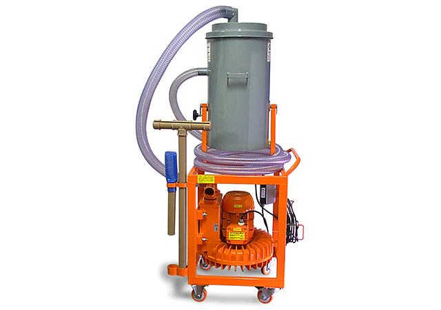 Aspirador Industrial de Pó Modelo CICLONE EV-70L GII OIL