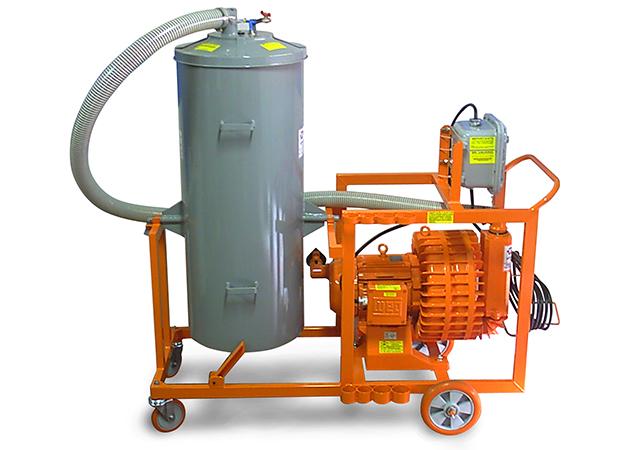 Aspirador Industrial de Pó Modelo FURACÃO EH-10-200L GII