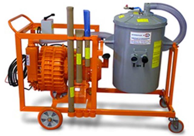 Aspirador Industrial de Pó Modelo FURACÃO EH-15-150L GII