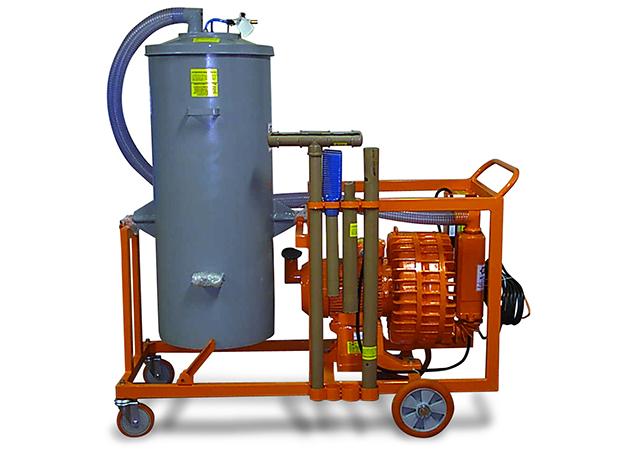Aspirador Industrial de Pó Modelo FURACÃO EH-15-200L GII
