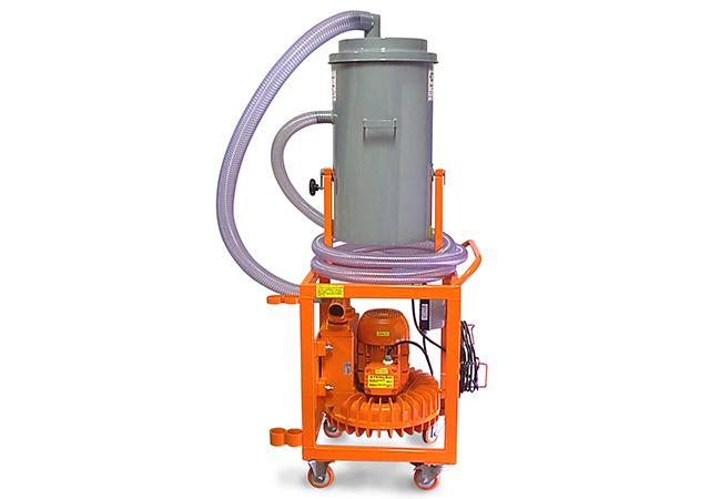 Aspirador Industrial de Pó Modelo MEGG EV-70L GII OIL