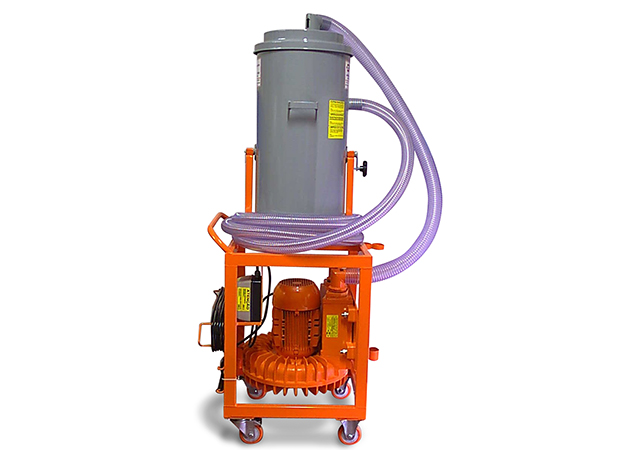 Aspirador Industrial de Pó Modelo TORNADO EV-70L GII OIL