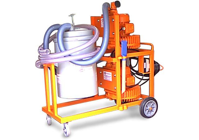 Aspirador Industrial de Pó Modelo ULTRA CICLONE EH-100L GII