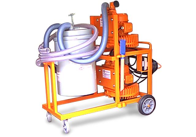 Aspirador Industrial de Pó Modelo ULTRA CICLONE EH-150L GII