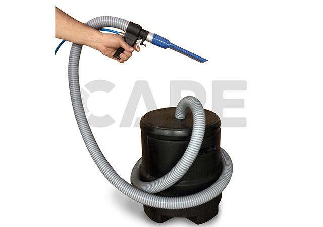 Aspirador Pneumático CP-2000