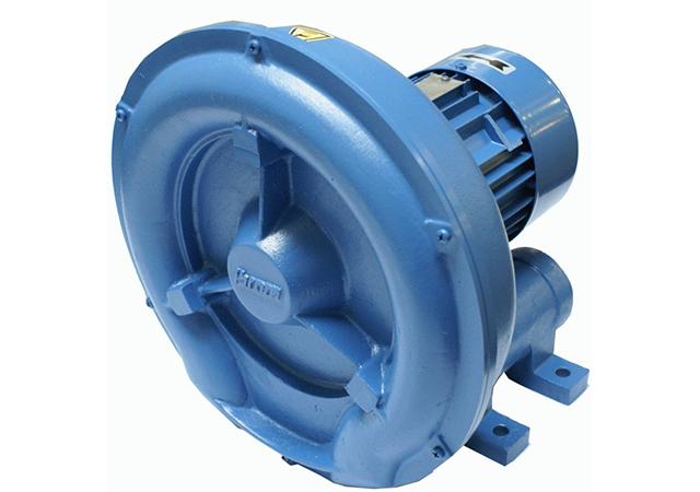 Compressores Radiais Linha CJ2 a CJ15