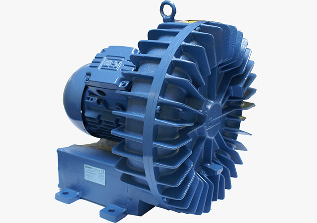 Compressores Radiais Linha CR2 até CR9