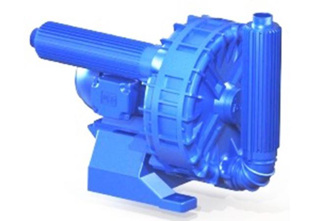 Compressores Radiais Linha CR8TD