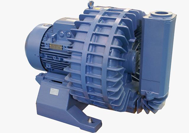 Compressores Radiais Linha CR10 até CR20